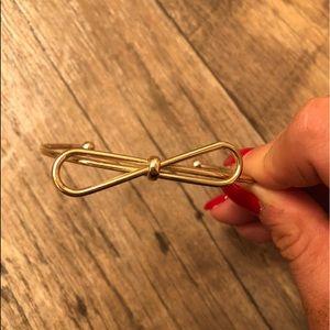 Express Jewelry - Bow bracelet